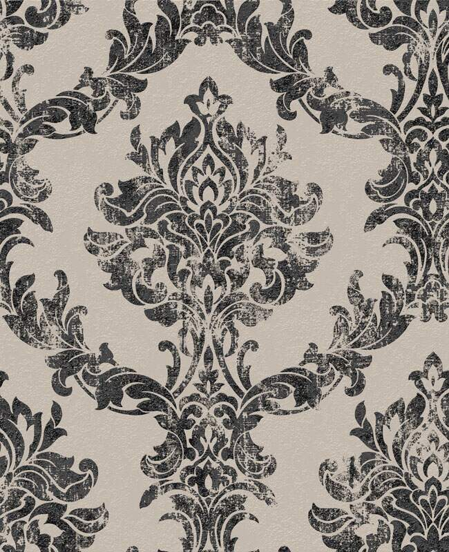 papel-parede-liverpool-opal-damask-charcoal-gold-101470-padrao
